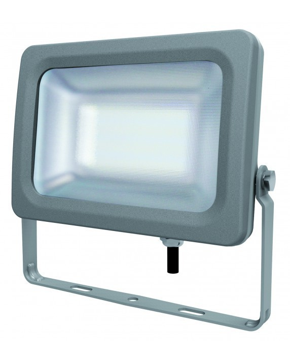 LED reflektor LEDKO/00017 20W 4000K 1700lm IP65 šedá