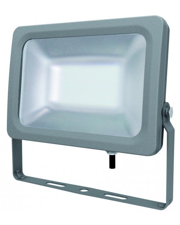 LED reflektor LEDKO/00019 30W 4000K 2550lm IP65 šedá