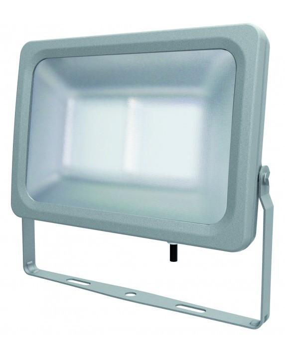 LED reflektor LEDKO/00027 100W 4000K 9000lm IP65 šedá