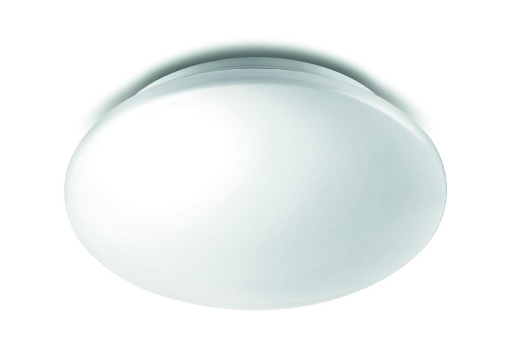 Stropní svítidlo PHILIPS 10W LED, 2700K, 850lm - 33369/31/X0