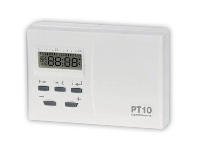 Digitální programovatelný termostat PT10