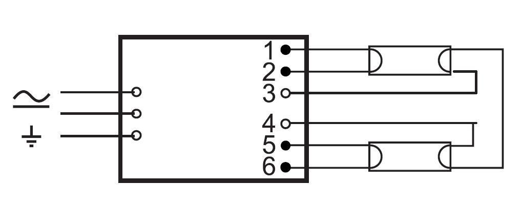 Elektronicky Predradnik El 2x55ngn5 Helvar 2x55w 2eshop