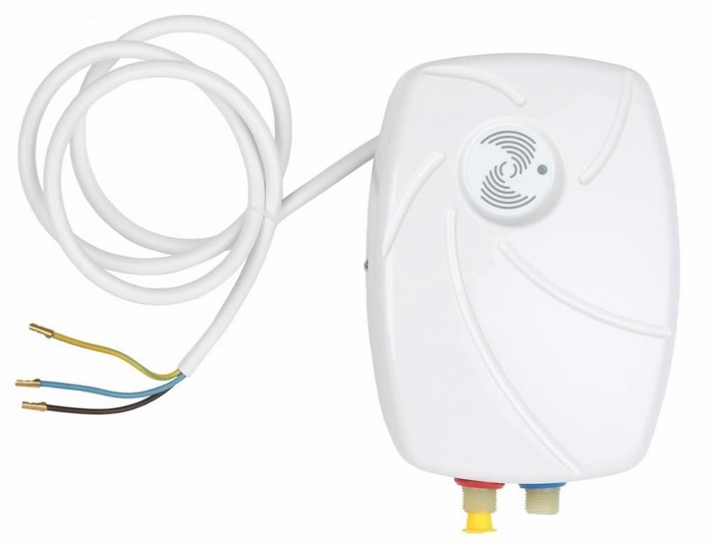Ohřívač průtokový DELPO 3,5 kW, beztlakový, samostatný