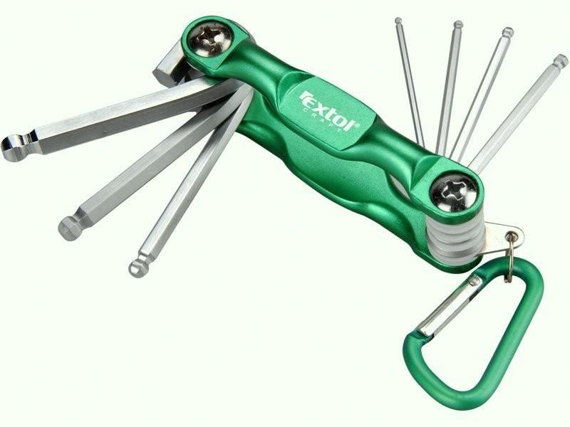 Sada imbus klíčů 7 kusů, 1,5-6mm EXTOL - 66006