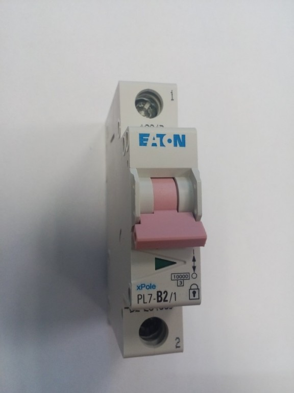 Jistič EATON PL7-B2/1 - 264839