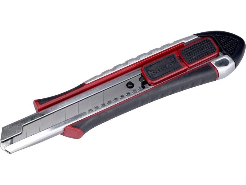 Nůž ulamovací s výztuhou, 18mm, Auto-lock - 4780022