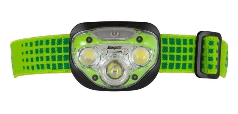 Čelová svítilna ENERGIZER Vision HD+ 225lm/250lm