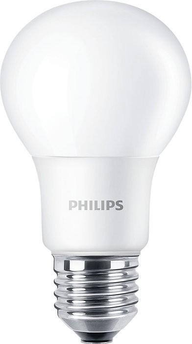 Žárovka PHILIPS CorePro LEDbulb 7,5-60W E27/840 - studená bílá