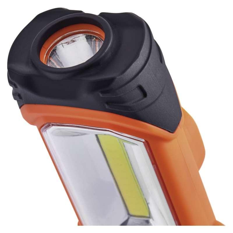 defcf13a5 LED svítilna plastová, 3W COB LED + 1x LED, na 3x AA - P4111 | 2eshop