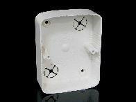 Krabice lištová Tango LK 80x28 2ZT, dvojzásuvka