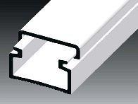 Lišta hranatá LH 15x10 HD - 2m - Cena za 1metr