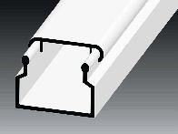 Lišta vkládací LV 18x13 HD - 2m - Cena za 1metr