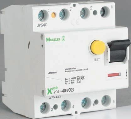 Chránič proudový EATON PF6-40/4/003 - 286508