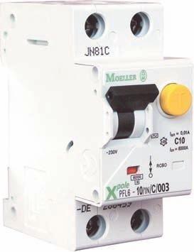 Proudový chránič EATON PFL6-10/1N/B/003 - 286429