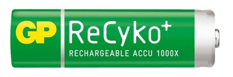 Nabíjecí baterie GP Recyko+ 2050 mAh AA (tužka)