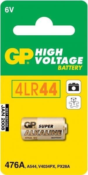 Baterie GP476A - 4LR44 - 6 V