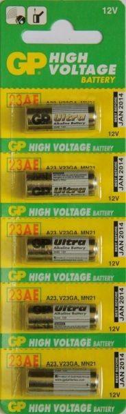 Baterie GP 23AE