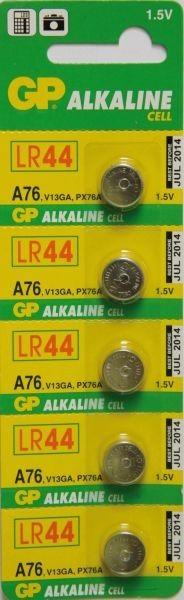 Baterie GP A76 LR44