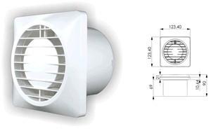 Ventilátor SOLO 100 T