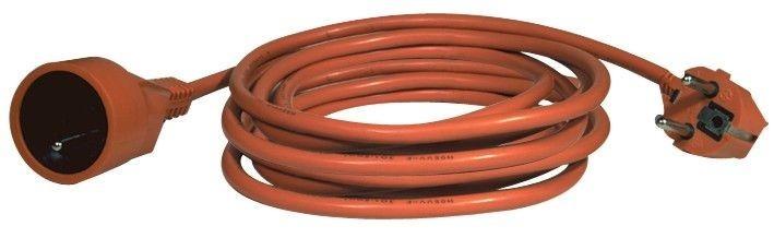 Prodlužovací kabel - spojka 20m oranžový 3x1,5 - P01120