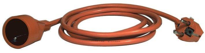 Prodlužovací kabel - spojka 30m oranžový - P01130