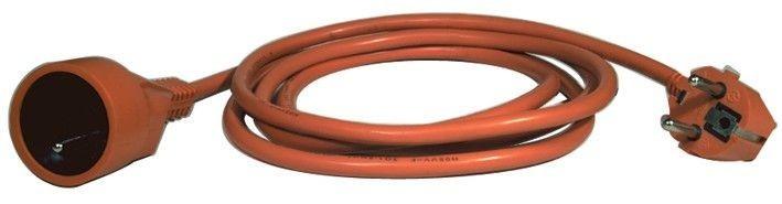 Prodlužovací kabel - spojka 40m oranžový - P01140