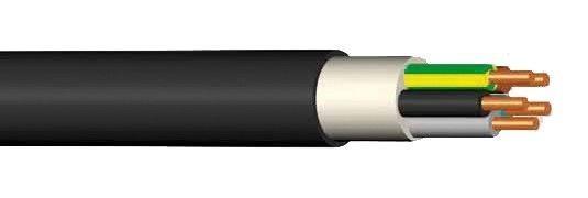 Kabel CYKY-J 4x1,5 ( 4Bx1,5 )