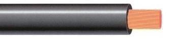 Vodič CYA 2,5 černý H07V-K