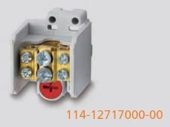 Odbočovací svorkovnice průřez 35mm2 WERIT 114-12717000-00