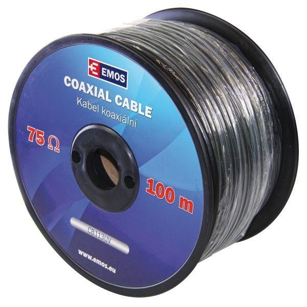 Koaxiální kabel CB113UV 100m - S5265