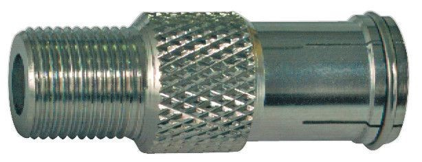 Redukce F zásuvka - IEC zásuvka M5852 - R5852