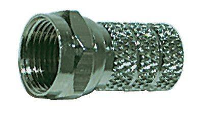 Konektor F M5609L vidlice pro koax 3C2V - K7311