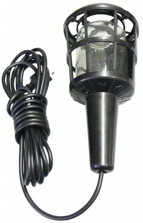 Montážní lampa (přenosné světlo) 230V/60W 5 metrů - P4201