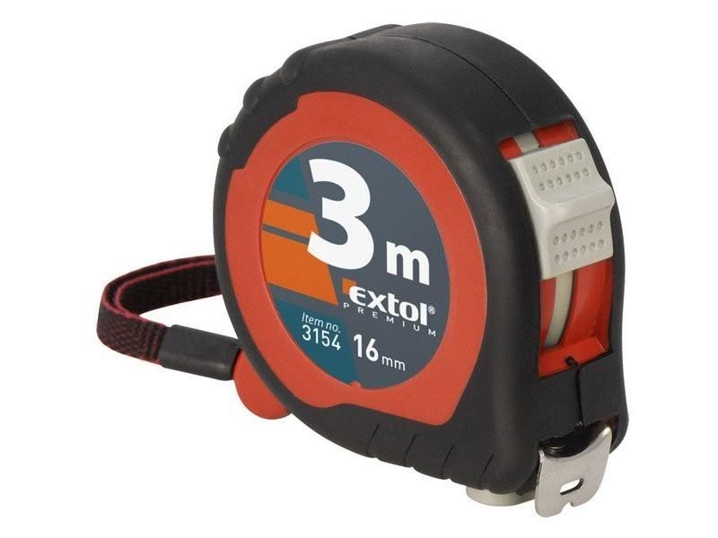 Metr svinovací EXTOL 7,5m š. pásku 25mm - 3157