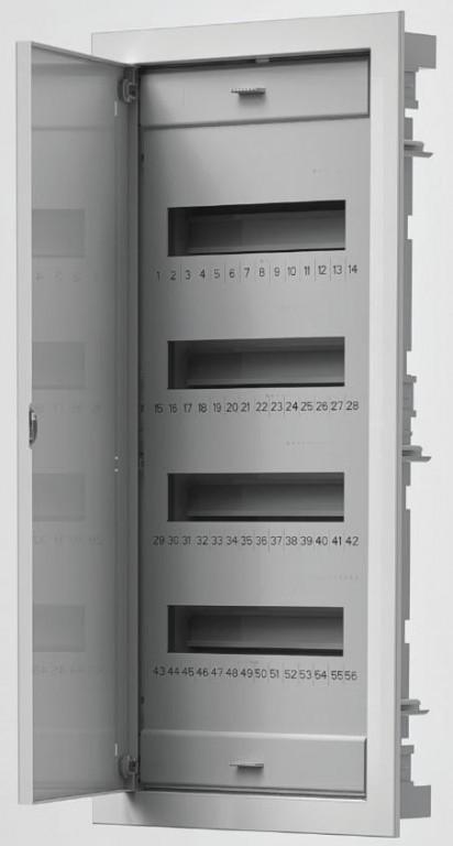 Rozvodnice C-BOX 1548 podomítková IP40 48+8 modulů