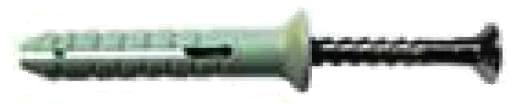 Hmoždinka zatloukací KEW ND 6x40 S - 32687