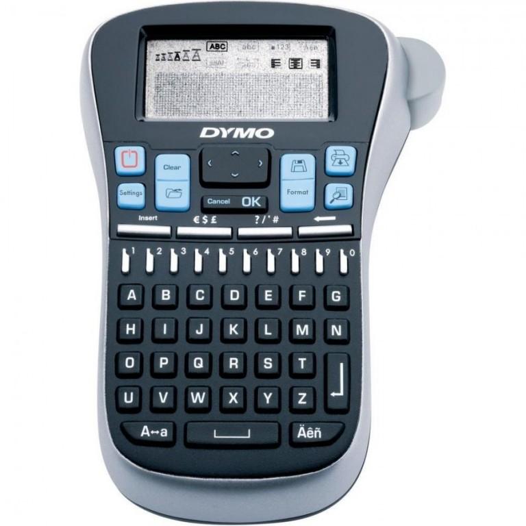 Přístroj popisovací DYMO LM 260P s napáječem 230V