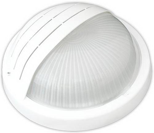 Svítidlo GRILL bílá 60W IP44