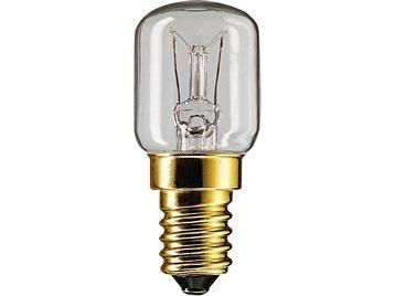 Žárovka trubková 15W E14 230V T25 - do lednic