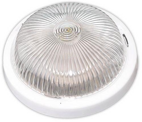 Svítidlo ALFA čirá hnědá 100W/IP44