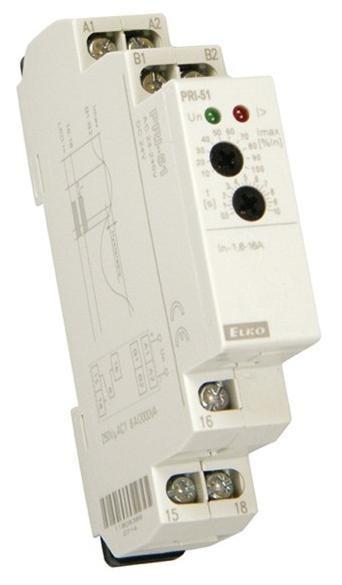 Hlídací proudové relé PRI-51 /16A