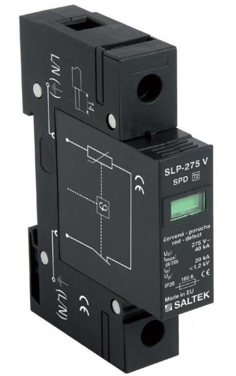 Přepěťová ochrana SALTEK SLP-275 V
