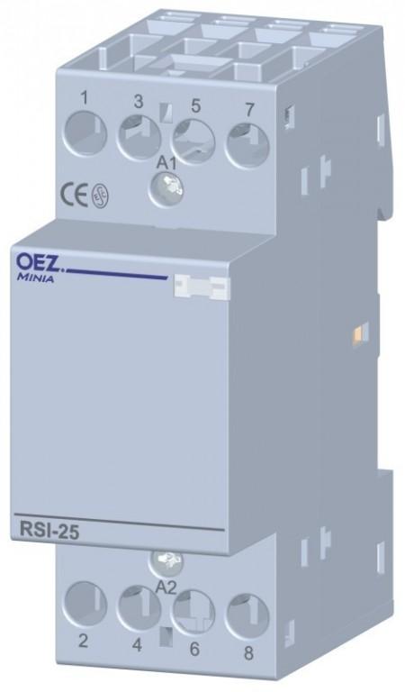 Instalační stykač RSI-25-31-A230
