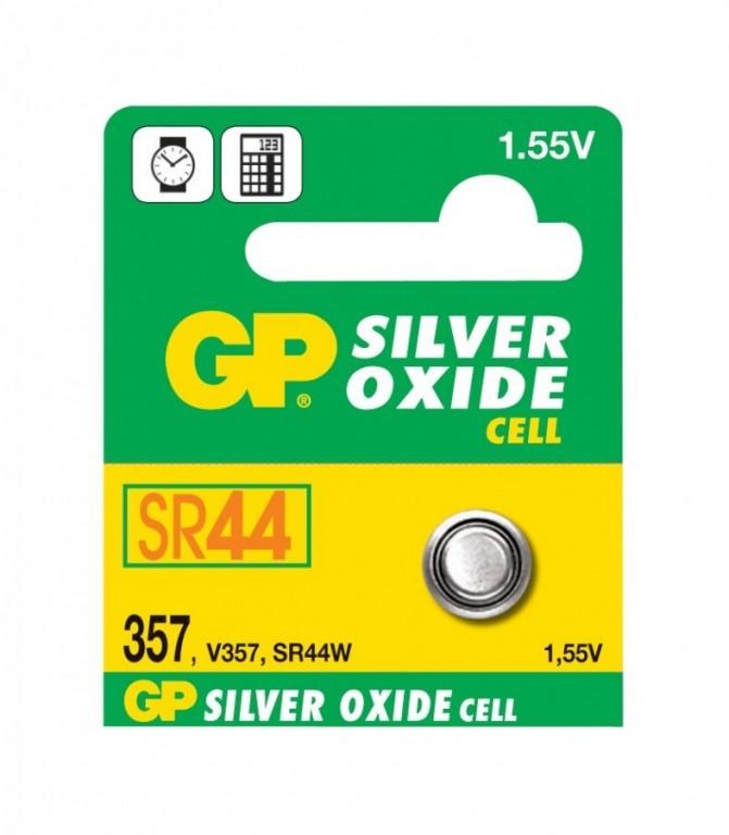 Baterie GP 357 - SR44 - B3357