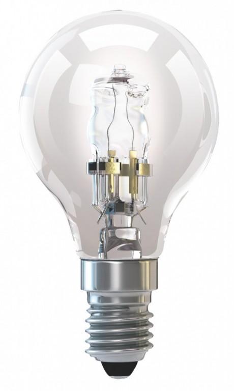 Halogenová žárovka ECO CLASS P45 E14 18W - ZE1011