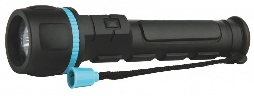 LED svítilna, 3x LED na 2 x AA - P3861