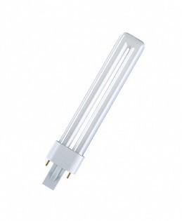 Kompaktní zářivka DULUX S 9W/840 G23 2pin