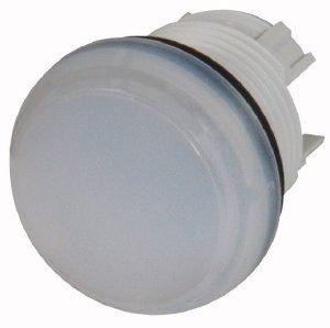 Signálka zapuštěná M22-L-W 216771 bílá IP67