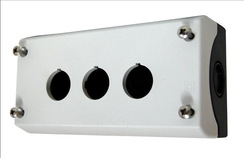 Skříňka pro povrchovou montáž M22-I3 pro 3-ovladače - 216538