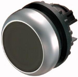 Tlačítko zapuštěné M22-D-S 216590 černé bez aretace